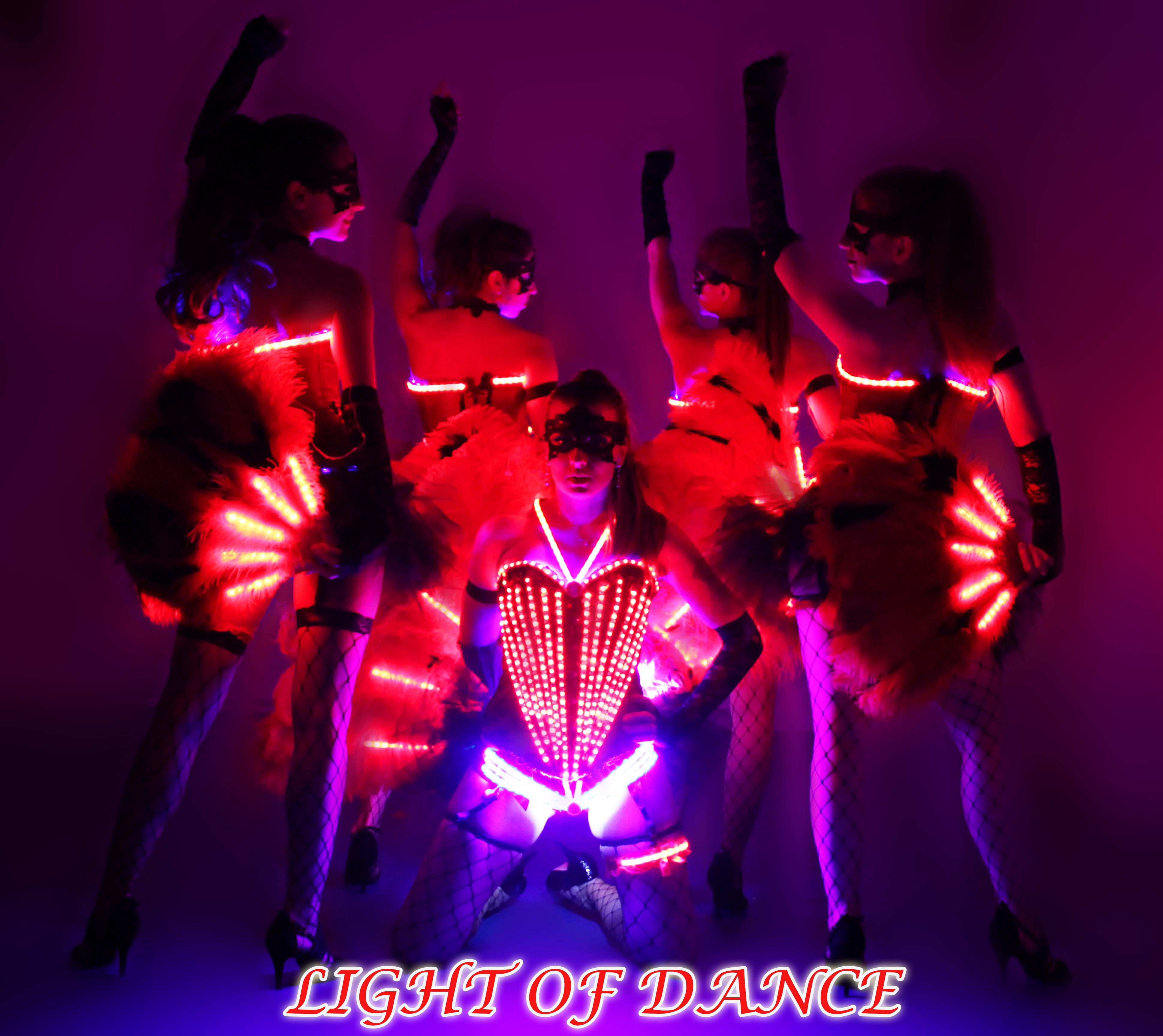 Light of Dance Burlesque