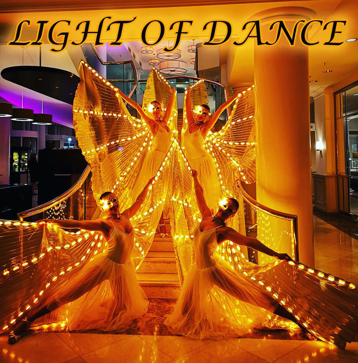 LED Tanzshow Deutschland