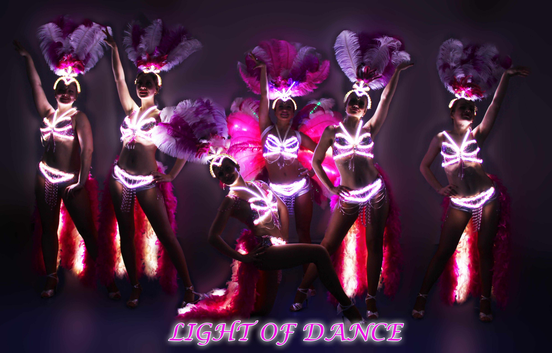 LED Samba Show