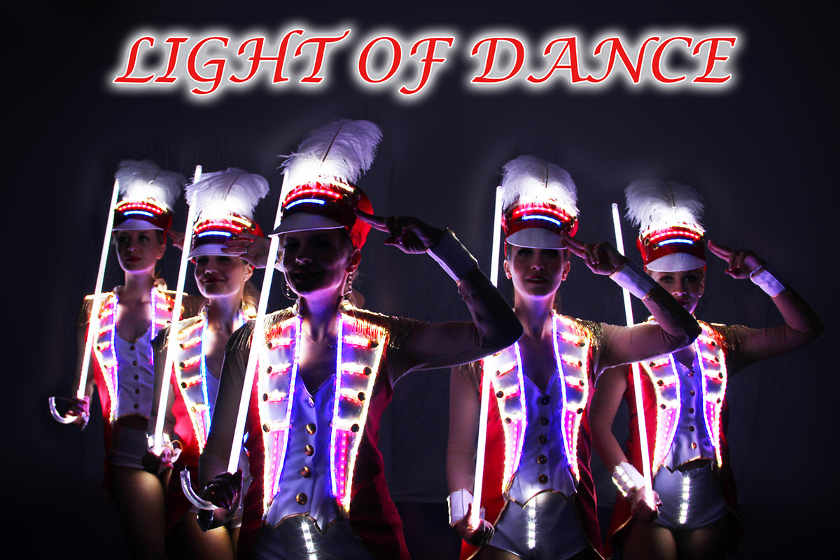 Waterloo Light Of Dance 10 Dancing Leds Damit