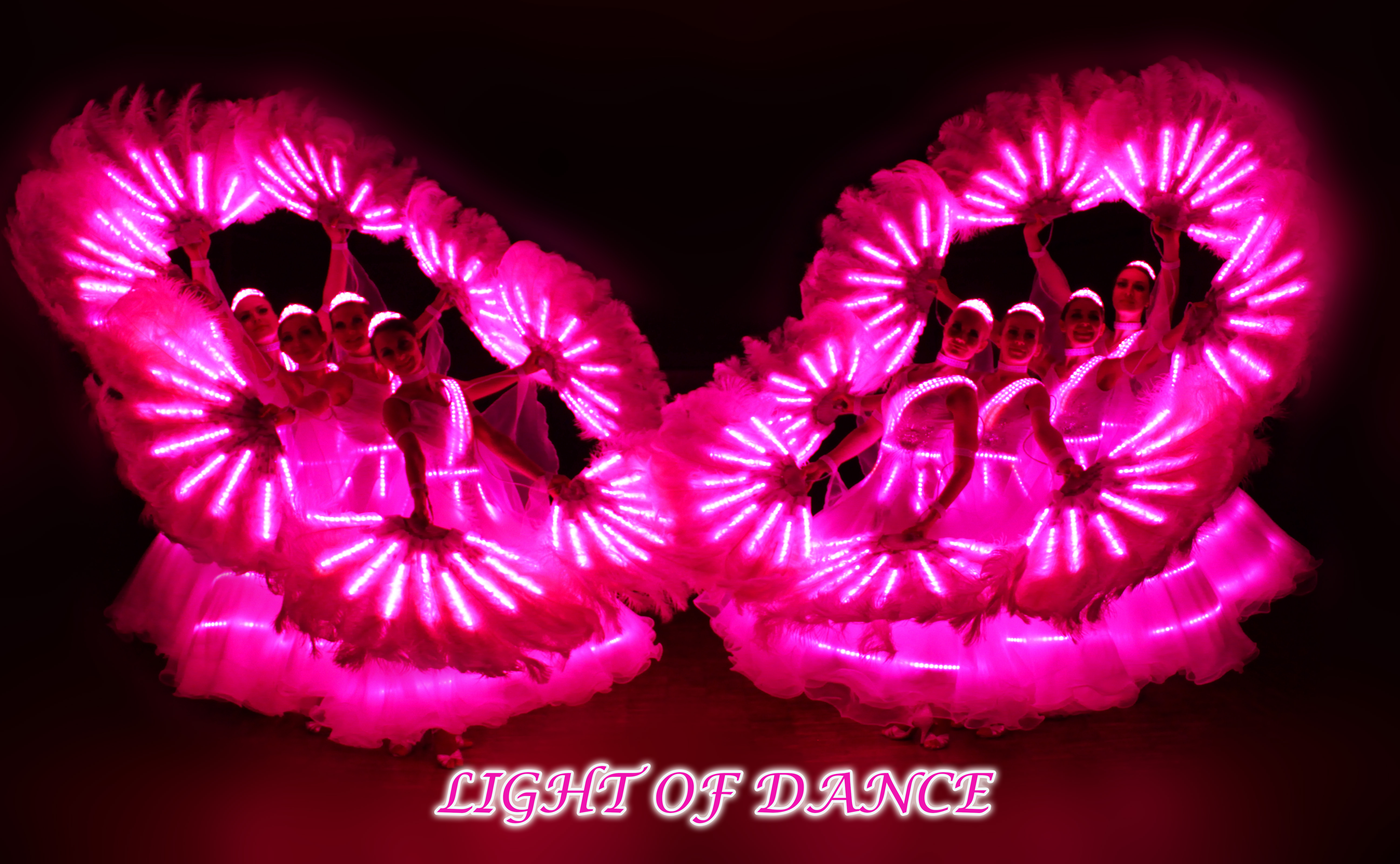 LED Dance Show Deutschland