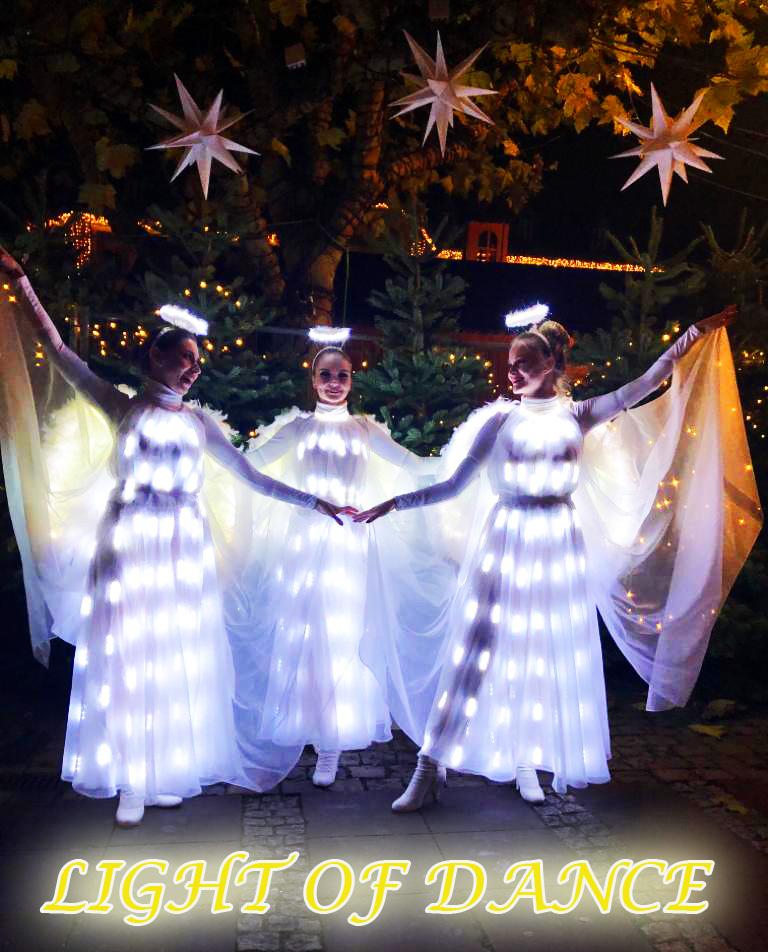 LED Angels