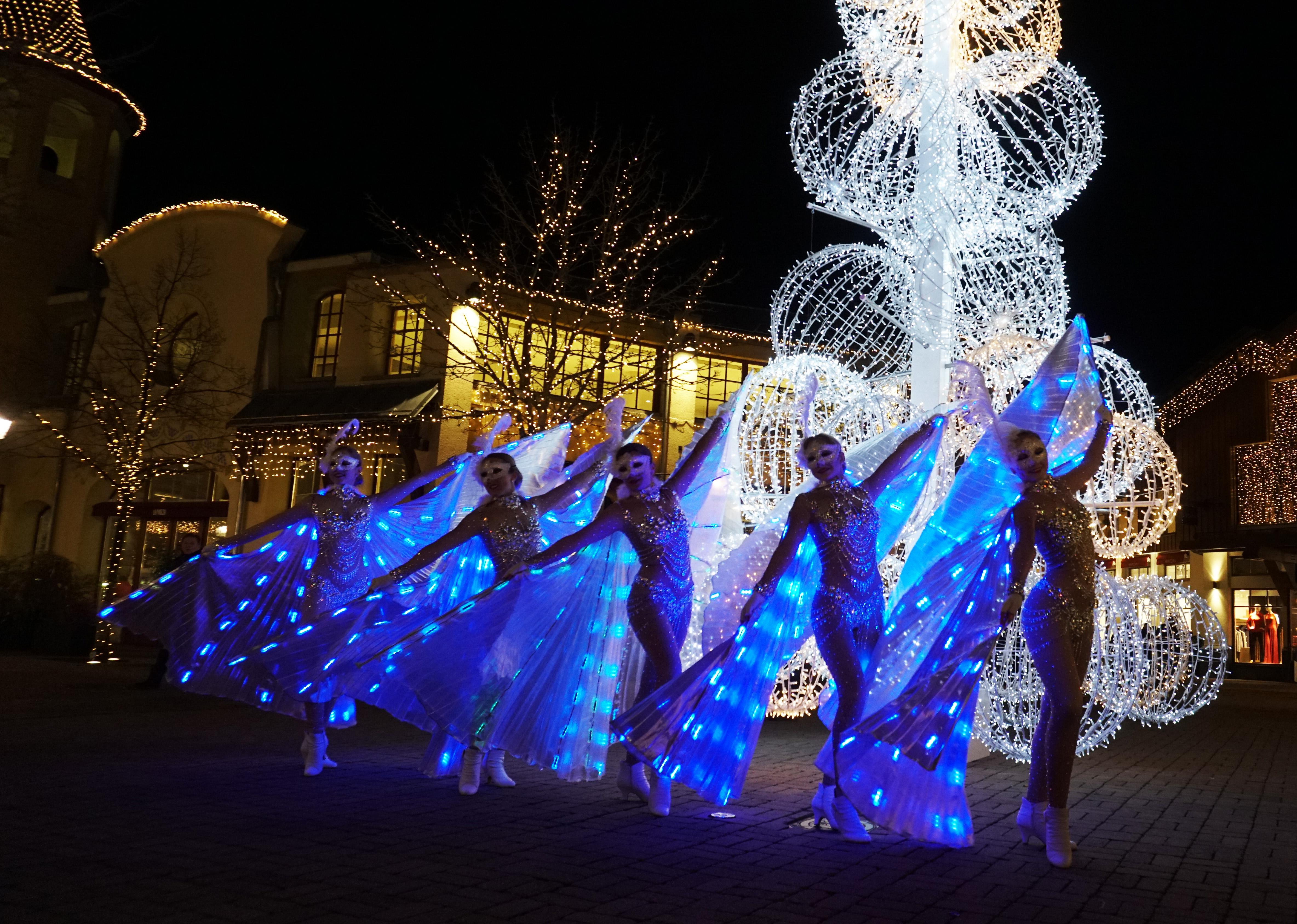 Light of Dance in Wertheim Village
